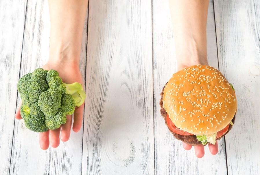 Fatores de risco para câncer - alimentação