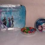 Kit festa Frozen - Marmitinha e Latinha