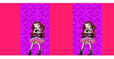Kit Festa Infantil Ever After High