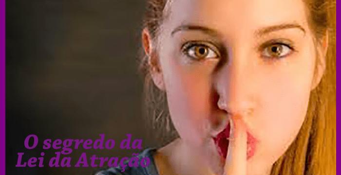 O segredo da Lei da Atração REVELADO em 5 passos simples!