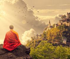 Como começar com a meditação.