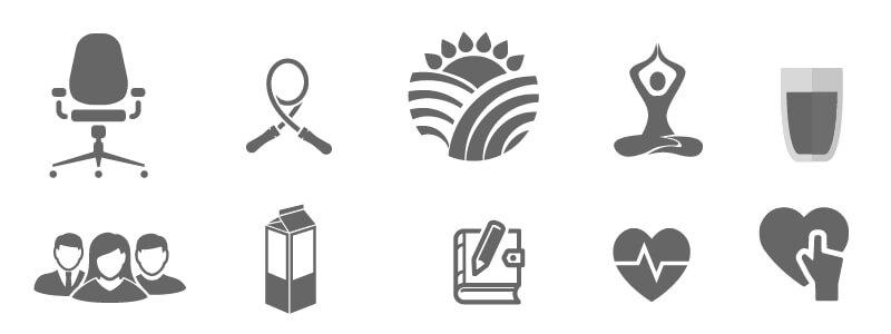 icones habitos