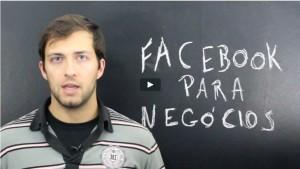 Vídeo facebook para negócios