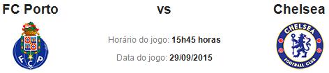 Análise: Porto vs Chelsea