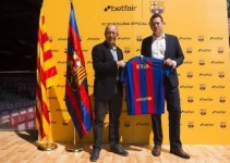 Notícia: Betfair é o novo patrocinador do FC Barcelona