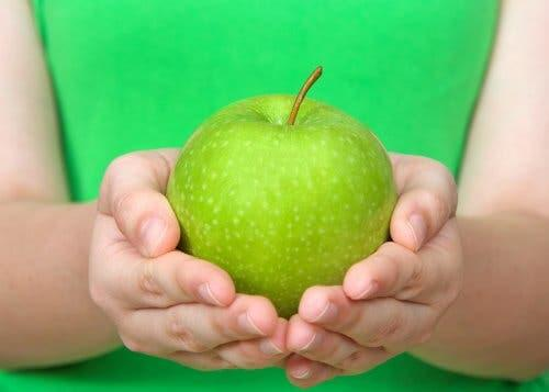Benefici della mela verde