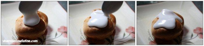 Pasta choux senza glutine - Bigné