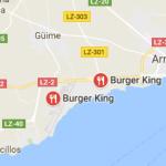 gluten-free Burger King