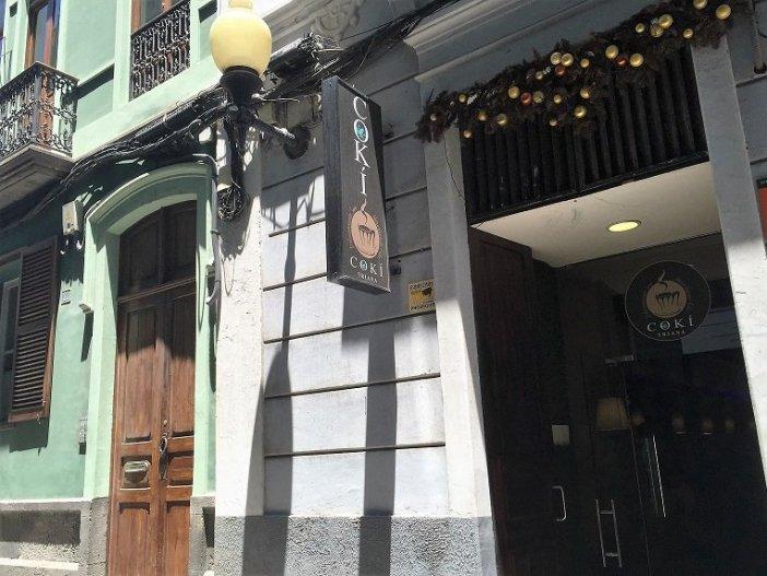 Cokí Triana ristorante senza glutine