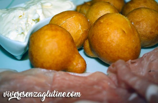 Gluten-free fried dough - Florence's fried coccoli