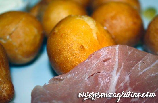Pasta fritta senza glutine - Coccoli - Immagine 7