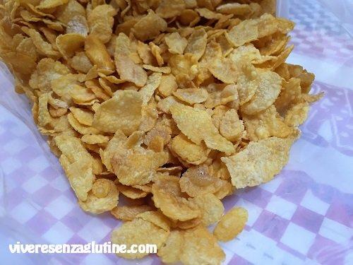 Corn Flakes senza glutine