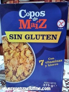 Gluten-free Corn Flakes
