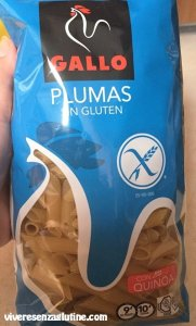 Pasta senza glutine spagnola Gallo
