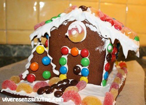 Casetta Di Natale Con Biscotti : Casetta di hansel e gretel senza glutine vivere senza glutine