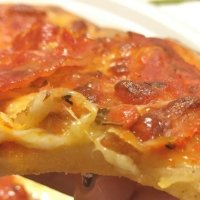 Gluten-free frozen pizza Conad