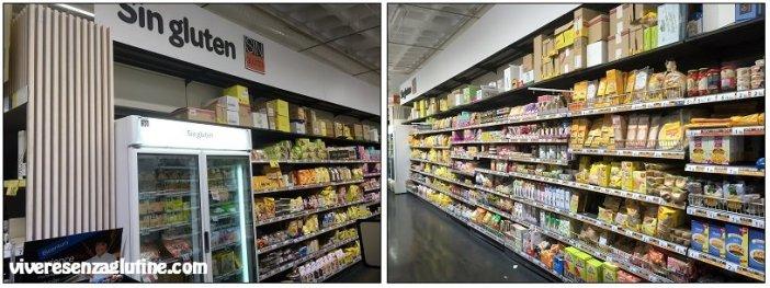 Supermercati con prodotti senza glutine a Tenerife