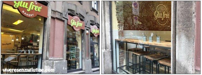 Glufree Bakery forno e pasticceria senza glutine a Milano