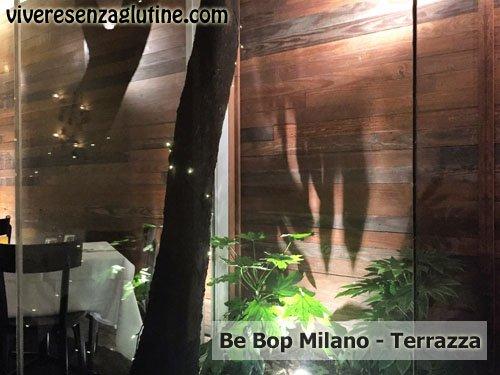 Be Bop Milan gluten-free restaurant