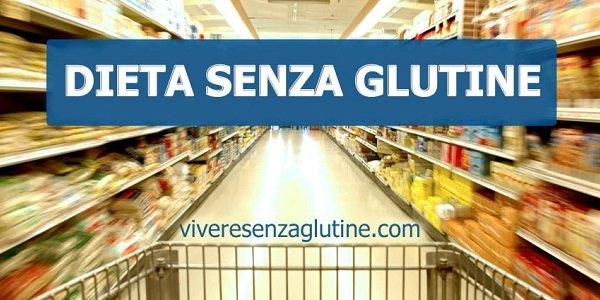 Dieta senza glutine...