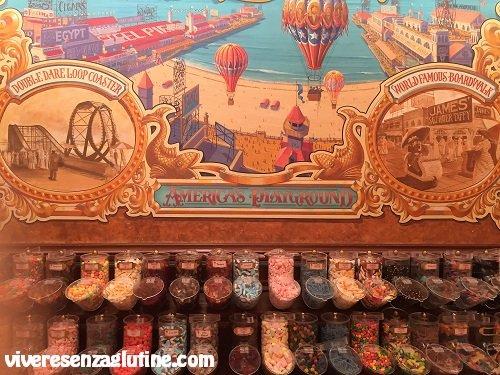 Disneyland Paris senza glutine - caramelle senza glutine