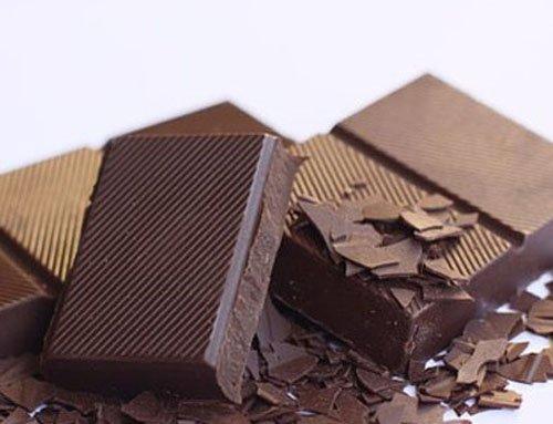 gluten-free home made chocolate