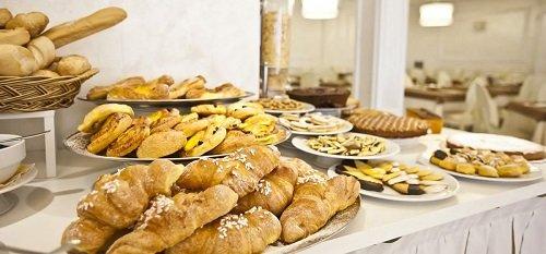 Gluten-free hotel in Viserba di Rimini