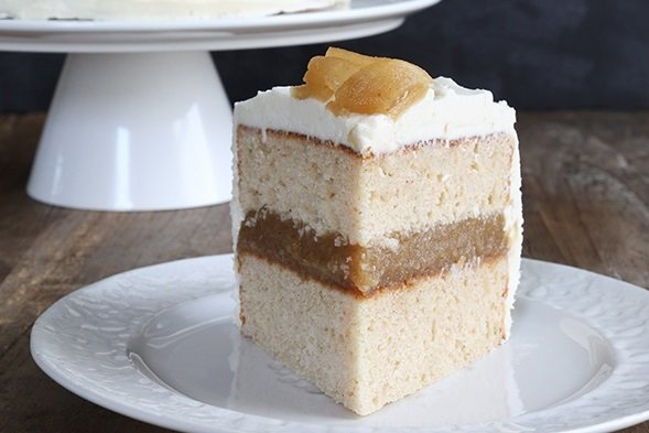 Gluten Free Apple Butter Layer Cake