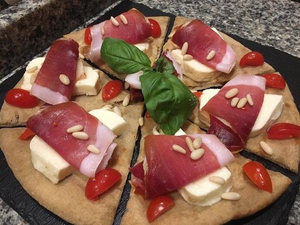 Pizzeria Al Borgo senza glutine Lucca