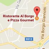 al borgo ristorante pizzeria senza glutine