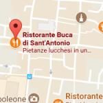 Buca di S. Antonio ristorante senza glutine lucca