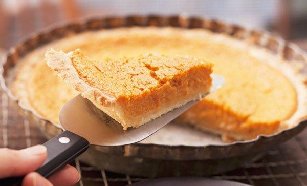 torta alla zucca senza glutine