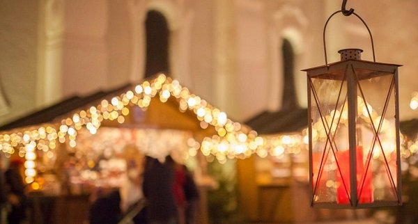 Christmas Market in San Candido