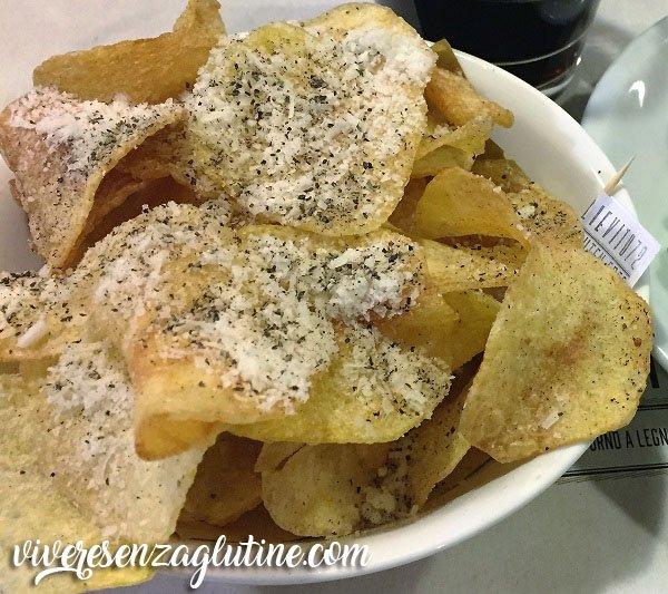 Lievito 72 patatine senza glutine