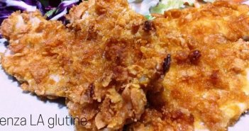 Cornflake Crusted Chicken senza glutine