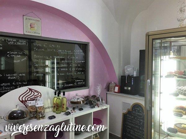 La particciera - forno senza glutine Roma