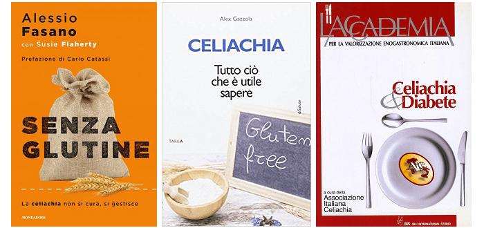 Libri sulla celiachia