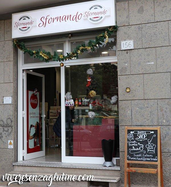 Sfornando Gluten-free Bakery Roma