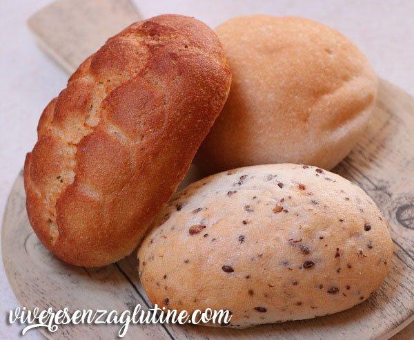 Sfornando Gluten-free Bakery pane senza glutine
