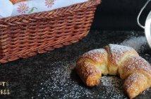 croissant sfogliati senza glutine