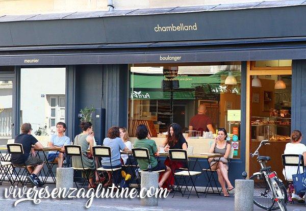 Gluten free bakeries in Paris - Chambelland