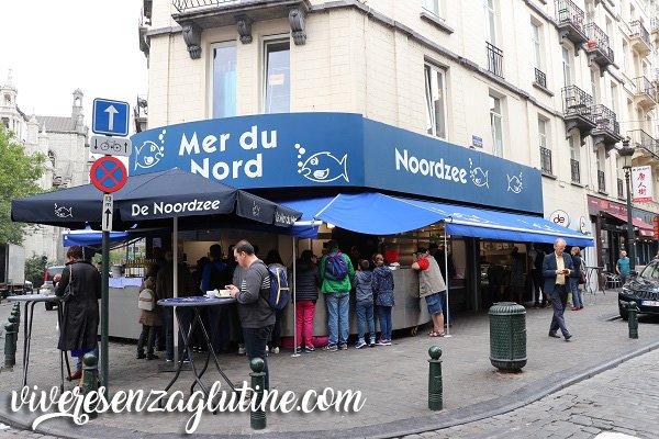 Noordzee - Mer du Nord con opzioni senza glutine