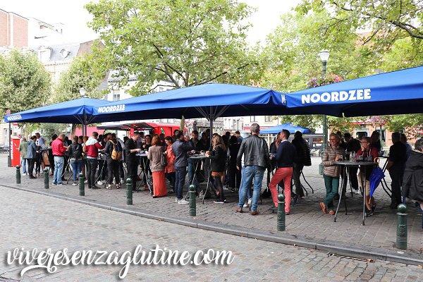 Noordzee - Mer du Nord with gluten-free options