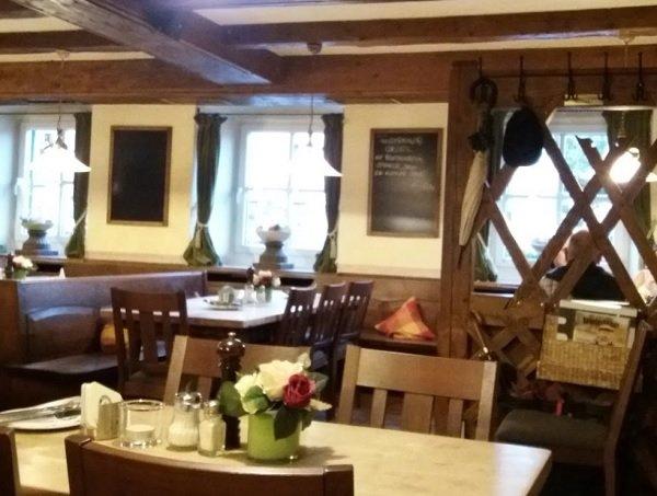 Gasthof Obermaier gluten-free restaurant