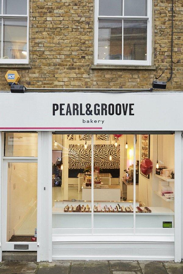 Pearl & Groove pasticceria senza glutine a Londra