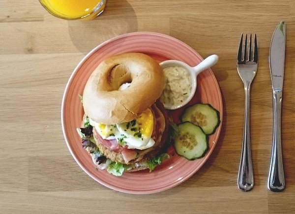 Bagels & Beans - restaurant with gluten-free options