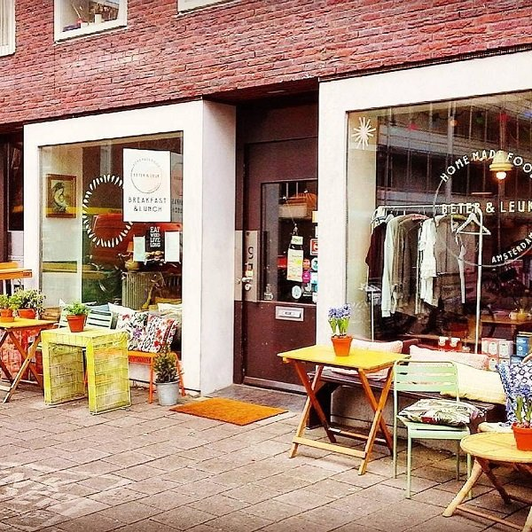 Beter & Leuk - Cafes and bakeries gluten-free in Amsterdam
