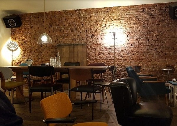 Coffe Room - place with gluten-free options in amsterdam