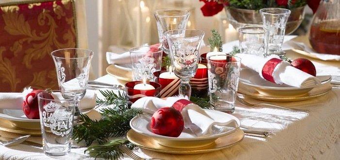 Menù di Natale senza glutine a base di pesce