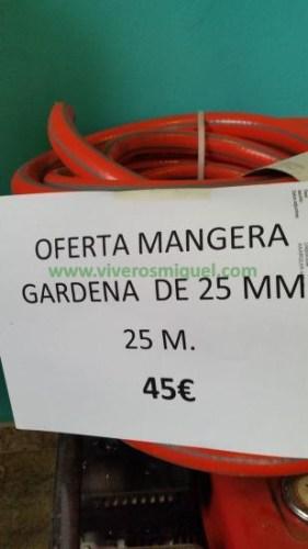 Manguera Gárdena